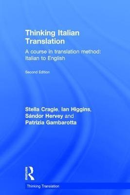 Thinking Italian Translation book