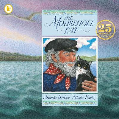 Mousehole Cat by Antonia Barber
