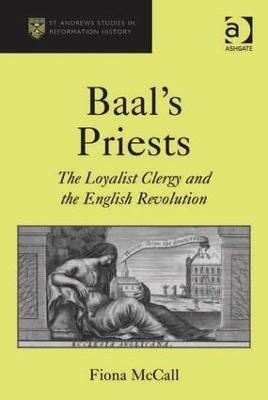 Baal's Priests book