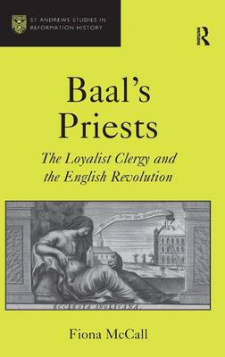 Baal's Priests by Fiona McCall