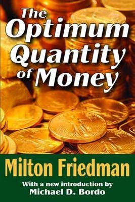 Optimum Quantity of Money book