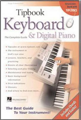 Tipbook Keyboard and Digital Piano by Hugo Pinksterboer