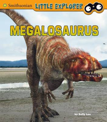 Megalosaurus by Sally Lee