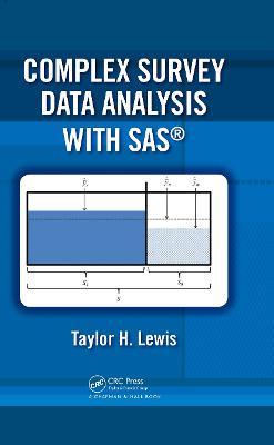 Complex Survey Data Analysis with SAS book