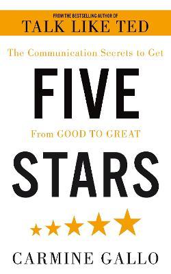 Five Stars by Carmine Gallo