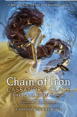 The Last Hours: Chain of Iron book
