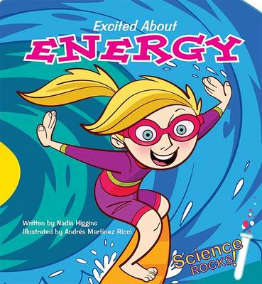 Excited about Energy book