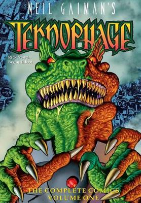 Neil Gaiman's Teknophage #1 by Neil Gaiman