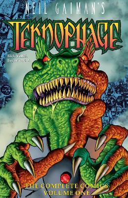 Neil Gaiman's Teknophage #1 by Neil Gaiman