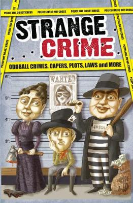 Strange Crime by Editors of Portable Press