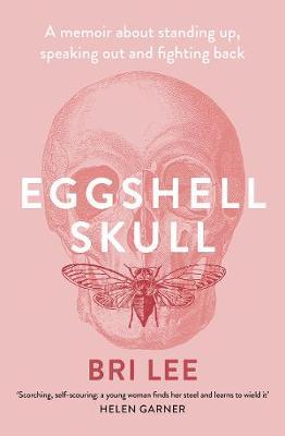Eggshell Skull book