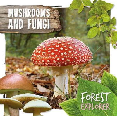 Mushrooms & Fungi by Robin Twiddy