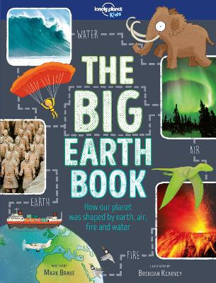 Big Earth Book by Lonely Planet Kids
