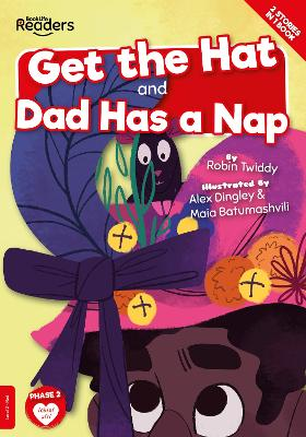 Get The Hat and Tap Tap Tap book