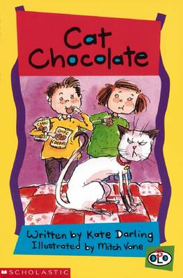 Cat Chocolate by Kate Darling