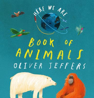 Book of Animals (Here We Are) book