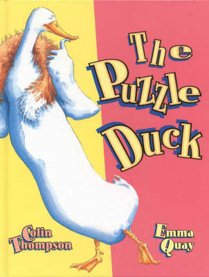 The Puzzle Duck by Colin Thompson