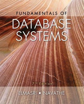 Fundamentals of Database Systems by Elmasri