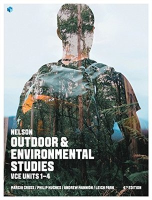Nelson Outdoor & Environmental Studies VCE Units 1-4 with 4 Access Codes by Andrew Mannion