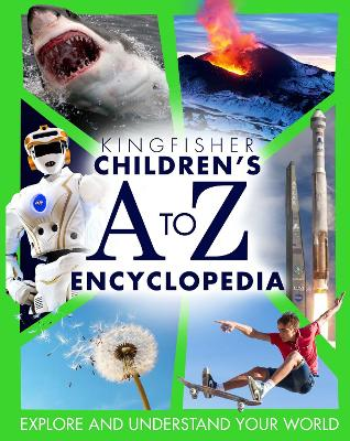 Children's A to Z Encyclopedia by Kingfisher (individual)