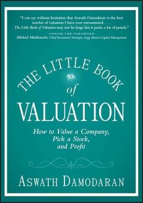 The Little Book of Valuation by Aswath Damodaran