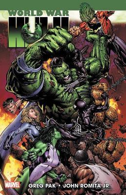 Hulk: World War Hulk by Greg Pak