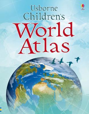 Children's World Atlas by Emma Helbrough