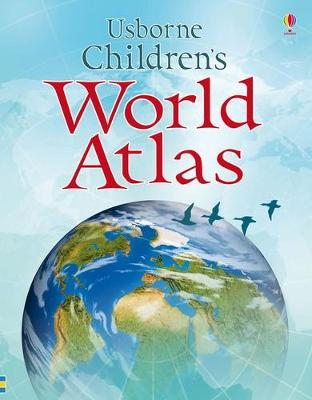 Children's World Atlas by Emma Helbrough