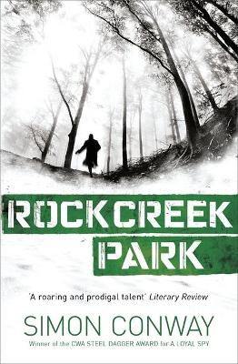Rock Creek Park by Simon Conway