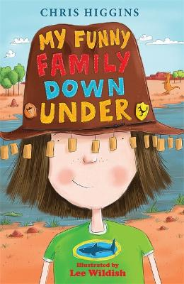 My Funny Family Down Under by Chris Higgins