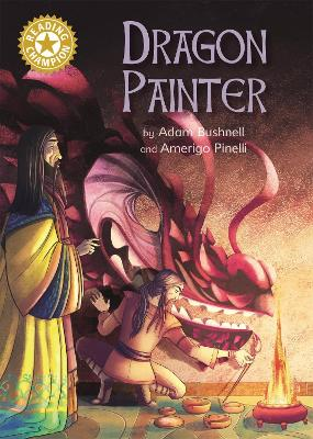 Reading Champion: Dragon Painter: Independent Reading Gold 9 by Adam Bushnell