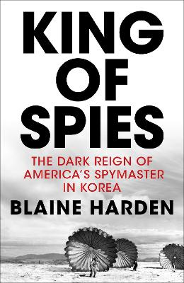King of Spies book