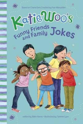 Katie Woo's Funny Friends and Family Jokes book