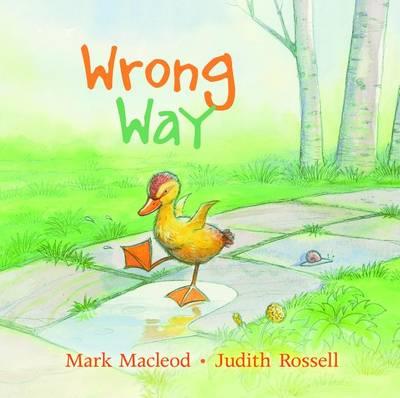 Wrong Way (US EDITION) by Mark MacLeod