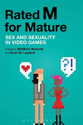 Rated M for Mature book