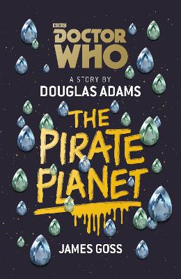 Doctor Who: The Pirate Planet book