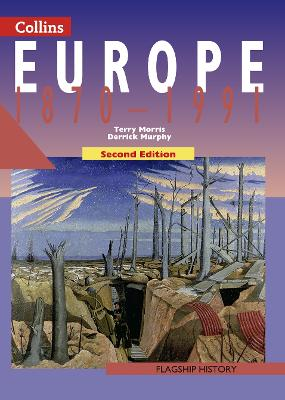 Europe 1870-1991 book