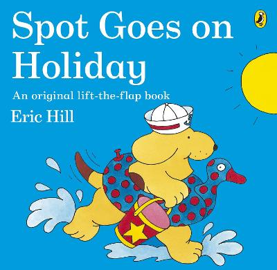 Spot Goes on Holiday book