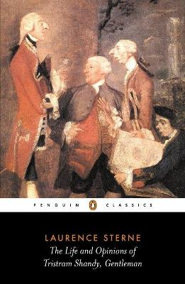Life and Opinions of Tristram Shandy, Gentleman book