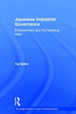 Japanese Industrial Governance book