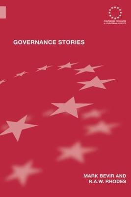 Governance Stories by Mark Bevir