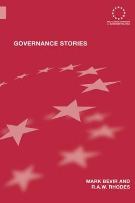 Governance Stories by Mark Bevir