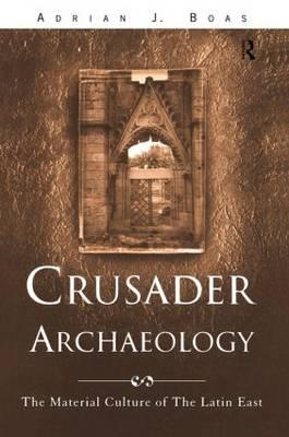Crusader Archaeology book