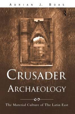Crusader Archaeology book