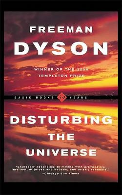 Disturbing The Universe book