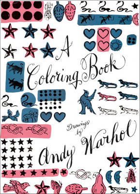 Coloring Book:Drawings by Andy Warhol by Andy Warhol