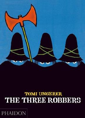 Three Robbers book