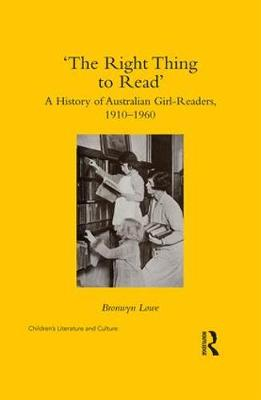 `The Right Thing to Read' book