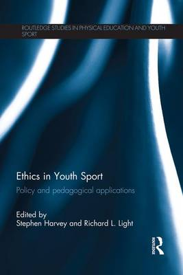 Ethics in Youth Sport book