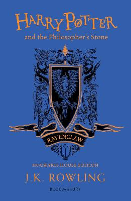 Harry Potter and the Philosopher's Stone - Ravenclaw Edition by J.K. Rowling